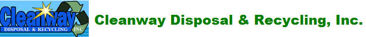 CLEANWAY DISPOSAL & RECYCLING, INC.